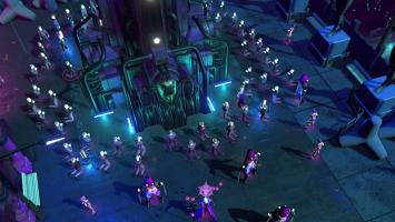 Анонсирована киберпанковая стратегия в реальном времени Re-Legion