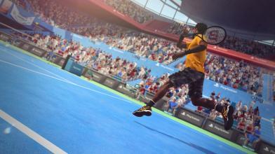 Новый геймплей симулятора большого тенниса Tennis World Tour