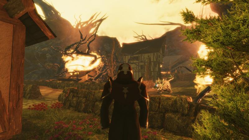 В конце января независимая RPG Bevontule начинает кампанию на Kickstarter