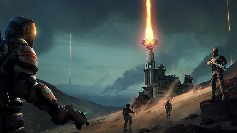 Анонсирована научно-фантастическая песочница Memories of Mars