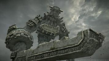Первые 15 минут ремейка Shadow of the Colossus