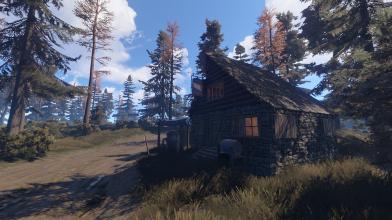 В следующем месяце Rust наконец-то покидает ранний доступ