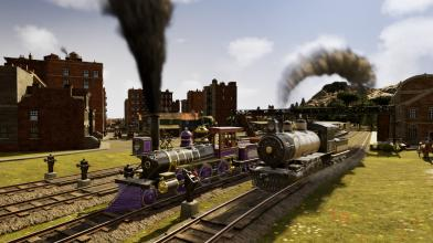 Railway Empire отправляется в свой первый рейс