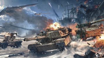 Ранний доступ к Armored Warfare на PS4 откроется 6 февраля