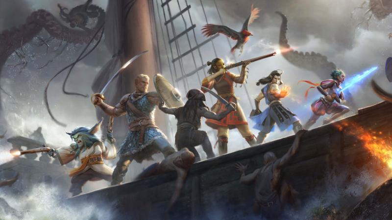 Релиз Pillars of Eternity 2: Deadfire состоится в апреле