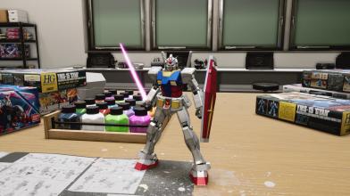 Первые подробности недавно анонсированной New Gundam Breaker