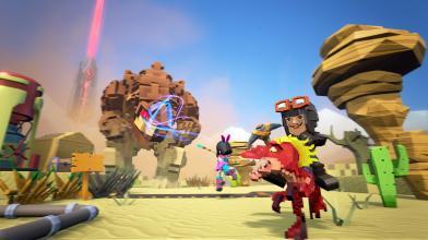 В песочнице PixARK объединились черты ARK: Survival Evolved и Minecraft