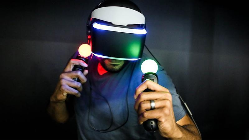 Sony запатентовала новые технологии для потенциальных VR-контроллеров