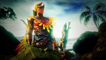Божество Мауи и дар полета в новом ролике Nightmarchers