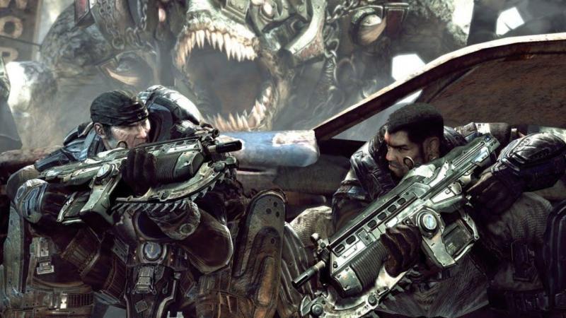 Gears of War почти на десятилетие изменила экшены от третьего лица.