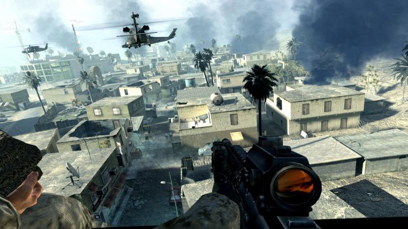 Теперь никто не хочет делать «как в Call of Duty», да и саму Call of Duty ругают направо и налево.