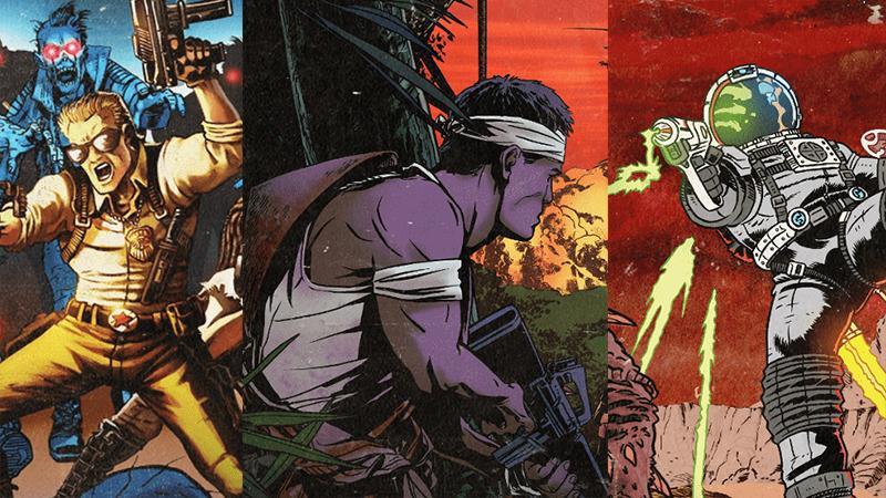Ubisoft анонсировала три дополнения с альтернативным сеттингом для Far Cry 5
