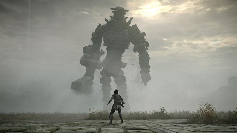Обзор Shadow of the Colossus: каждый колосс важен