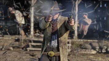 Take-Two уверена в октябрьском релизе Red Dead Redemption 2