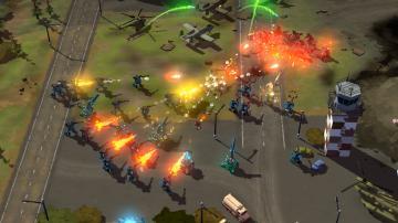 Превью Forged Battalion: еще одна стратегия с конструктором техники