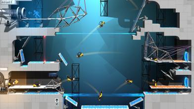 Головоломка Bridge Constructor Portal выйдет на консолях в конце месяца