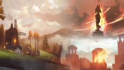 Подземелья и боевая система в новом геймплее Ashes of Creation
