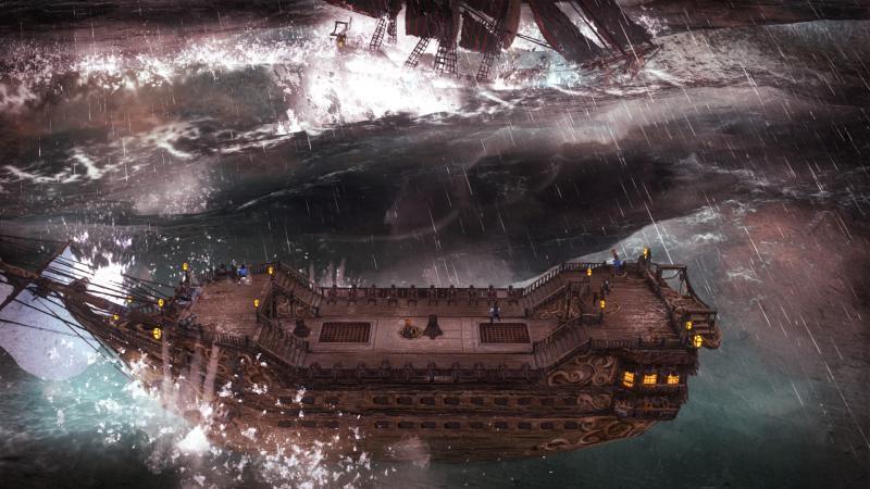Приключенченская стратегия Abandon Ship выйдет в конце месяца