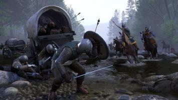 Релизный патч Kingdom Come: Deliverance фактически заменяет игровой клиент