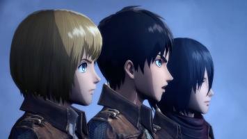 Персонажи и подробности сюжета в новом трейлере Attack on Titan 2