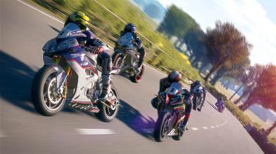 Релиз реалистичного мотосимулятора TT Isle of Man состоится в марте