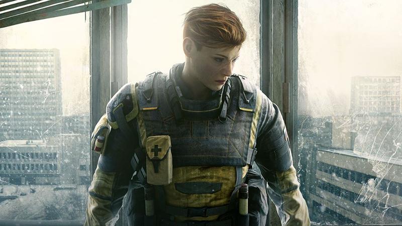 Представлены новые оперативники Rainbow Six: Siege - Финка и Лион