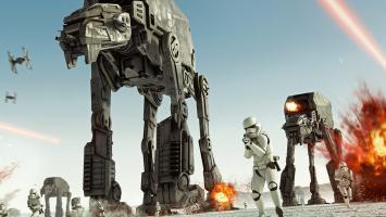 Вышло обновление версии 1.2 для Star Wars: Battlefront 2