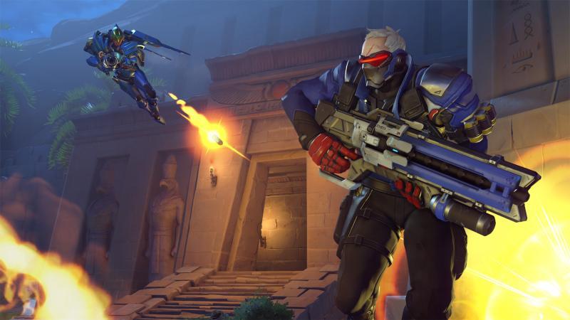 Сегодня стартовала распродажа изданий Overwatch и очередные бесплатные выходные