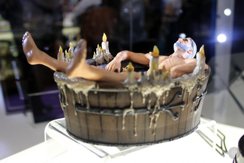 n7706w0b - Статуэтка Геральта в ванне может оказаться на вашей полке