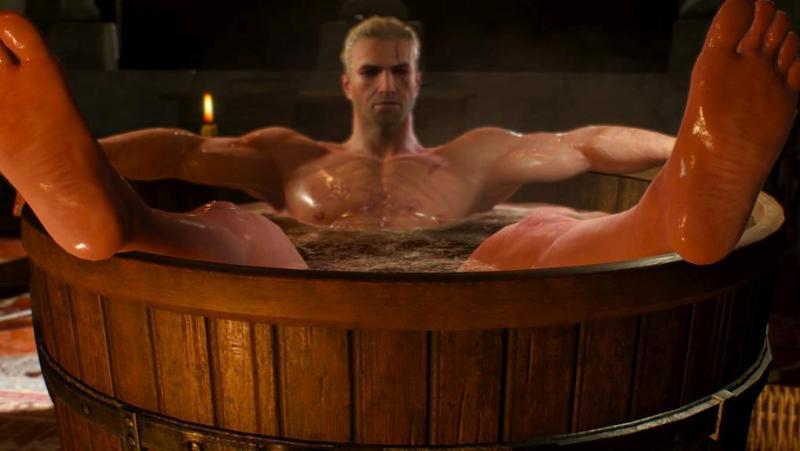 icon.800xauto - Статуэтка Геральта в ванне может оказаться на вашей полке