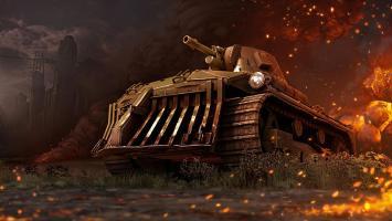 Crossout предложит игрокам танковые бои на 23 февраля