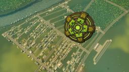 В Cities: Skylines для Xbox One появилась поддержка модов