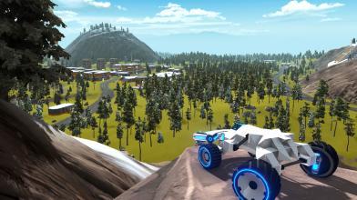Состоялся релиз первого публичного билда Robocraft Royale