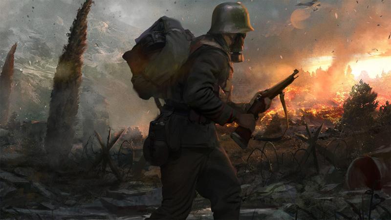 """""""Апокалипсис"""" в Battlefield 1: стрим последнего дополнения для игры"""
