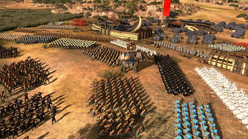 Сегодня Total War: Arena выходит в открытую бету