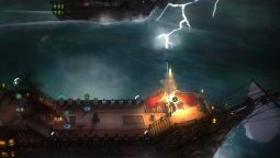 Корабельная стратегия Abandon Ship вышла в раннем доступе Steam