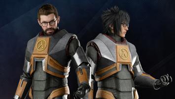 PC-версия Final Fantasy 15 получит бесплатную демку и тематический набор Half-Life