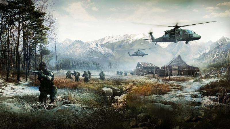 EA привезет новую Battlefield на EA Play 2018