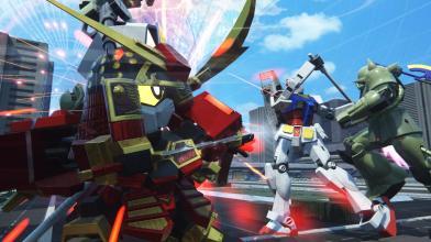 New Gundam Breaker может выйти на PC