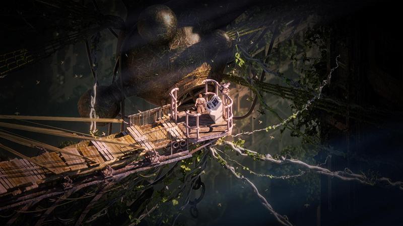 Саунтрек Beautiful Desolation пишет композитор Doom и Wolfenstein