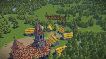 Градостроительный симулятор Foundation близится к успешному завершению кампании на Kickstarter