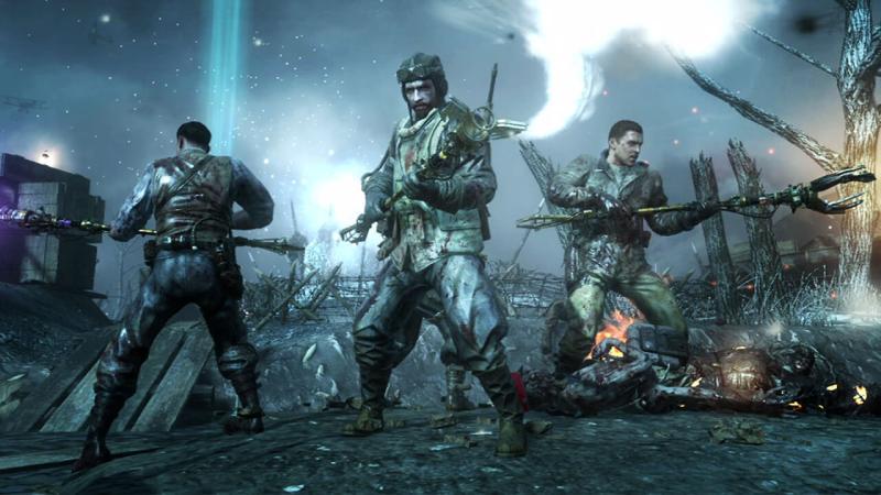 """В новой Call of Duty может появиться режим """"королевской битвы"""""""
