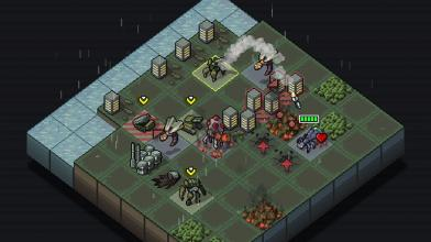 Релизный трейлер тактической стратегии Into the Breach от авторов FTL