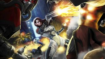 3D Realms выпустила сегодня в Steam ретро-шутер Ion Maiden