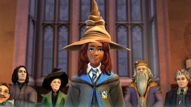 В ролевой адвенчуре Harry Potter: Hogwarts Mystery вас ждут магические дуэли и старые друзья