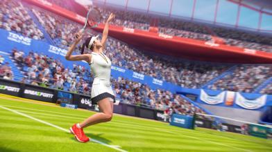На момент релиза в симуляторе Tennis World Tour не будет парных игр