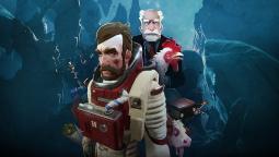 В адвенчуре Breathedge вас ждет простой мужик, его цыпа и неудачные похороны деда в космосе