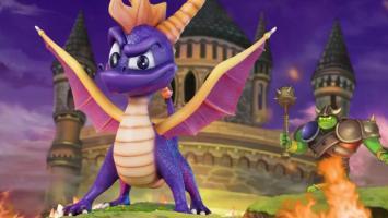 В Crash Bandicoot N. Sane Trilogy найден код Spyro the Dragon