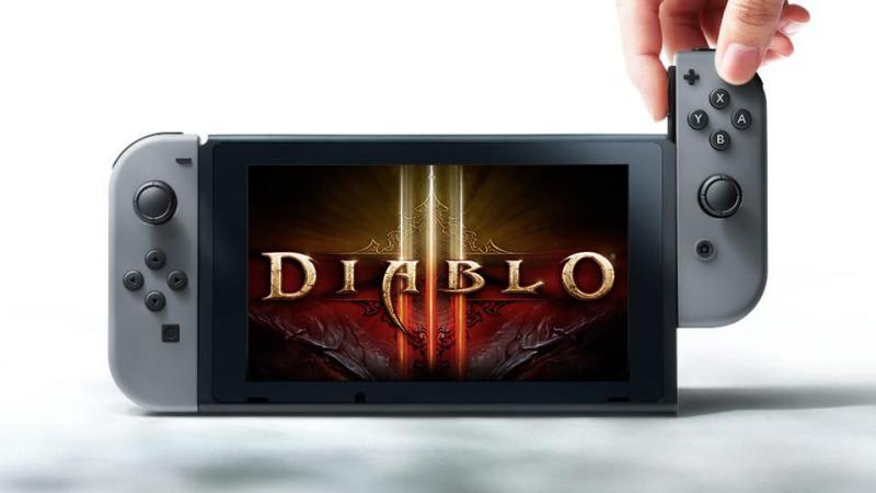 Сообщается, что Diablo 3 все-таки доберется до Nintendo Switch