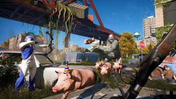 Для Far Cry 5 анонсирован редактор карт Far Cry Arcade с поддержкой контента из многих игр Ubisoft